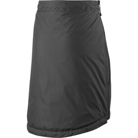 Houdini Sleepwalker Skirt rock black/berry